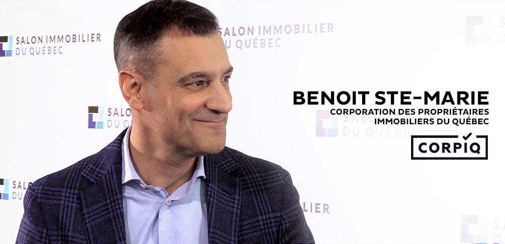 Benoit Ste-Marie - CORPIQ