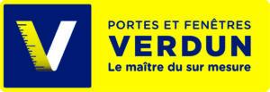 Portes et Fenêtres Verdun - Logo