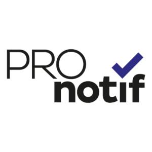 Logo Pronotif